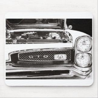 Pontiac GTO Mousemat