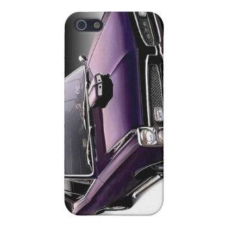Pontiac iPhone 5 Carcasas