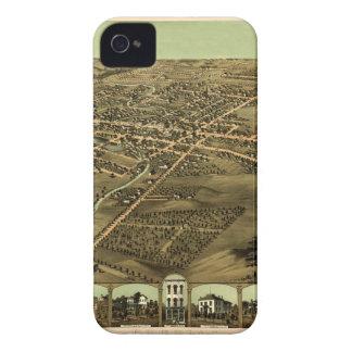 Pontiac Michigan 1867 Case-Mate iPhone 4 Case