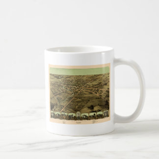 Pontiac Michigan 1867 Coffee Mug