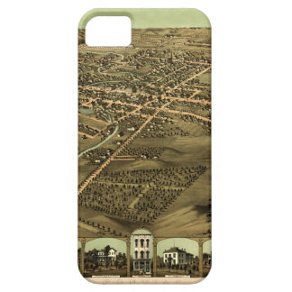 Pontiac Michigan 1867 iPhone SE/5/5s Case
