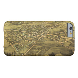 Pontiac Oakland County Michigan (1867) Barely There iPhone 6 Case
