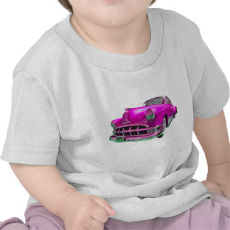 pontiac pink t-shirt