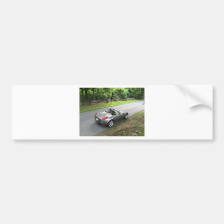 Pontiac Solstice Bumper Sticker