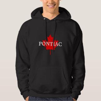 Pontiac Suéter Con Capucha