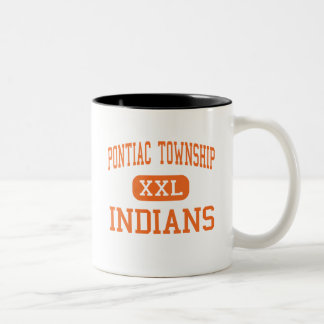 Pontiac Township - Indians - High - Pontiac Coffee Mug