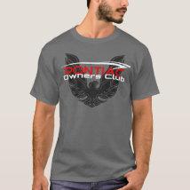 PontiacOwnersClub Firebird T-Shirt