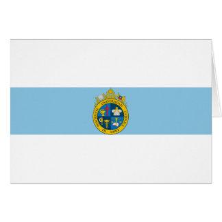 Pontifical Catholic University Of Chile, Chile Greeting Card
