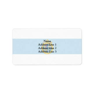 Pontifical Catholic University Of Chile, Chile Custom Address Labels
