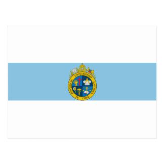 Pontifical Catholic University Of Chile, Chile Postcard
