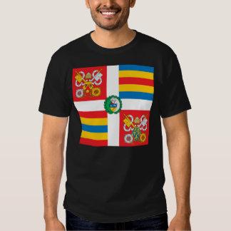 Pontifical Swiss Guard Banner T-shirt