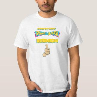 Pontimental sand bay reunion tee shirt