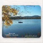 Pontoosuc Lake ~ Berkshires Mouse Pad