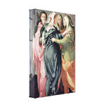 Pontormo - Visitation Gallery Wrapped Canvas
