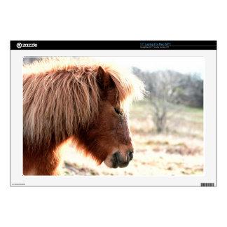 """Pony 17"""" Laptop Decal"""