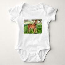 Pony aceo Infant Creeper