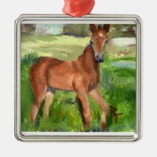 Pony aceo Ornament