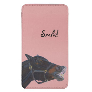 Pony and a Smile Galaxy S5 Pouch