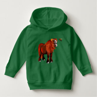 Pony and Bee Hoodie