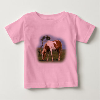 Pony And Lone Gorse infant t-shirt