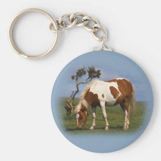 Pony And Lone Gorse keychain