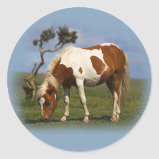Pony And Lone Gorse stickers