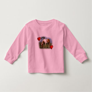 Pony And Lone Gorse toddler t-shirt