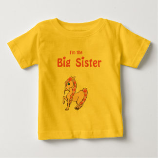 pony big sister baby T-Shirt