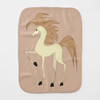 Pony Burp Cloth