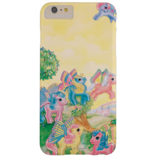 Pony Butterfly Wings Barely There iPhone 6 Plus Case