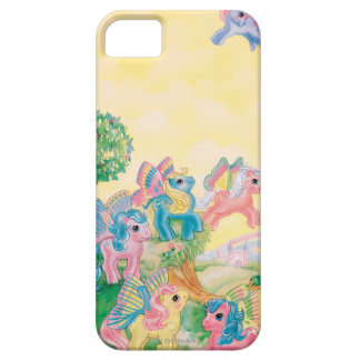 Pony Butterfly Wings iPhone SE/5/5s Case