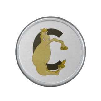 pony C monogram Speaker