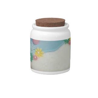 Pony cake 1 candy jar