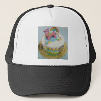 Pony cake 1 trucker hat
