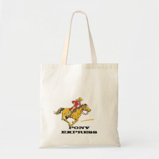 Pony Express Fashionable Mail Tote Sack Bags
