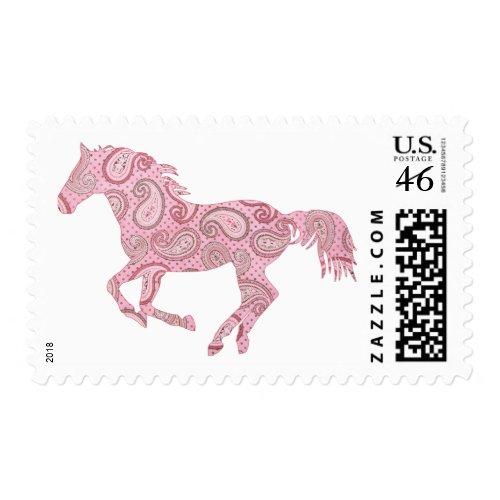 Pony Express Vintage stamp