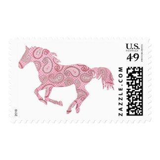 Pony Express Vintage Postage