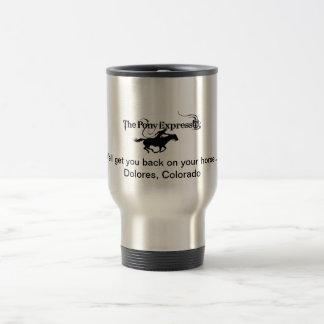 Pony Expresso Travel mug