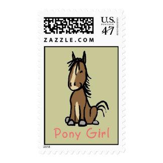 Pony Girl Postage