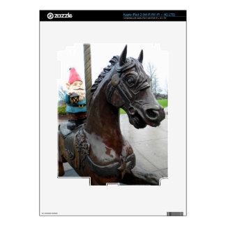 Pony Gnome iPad 3 Decal