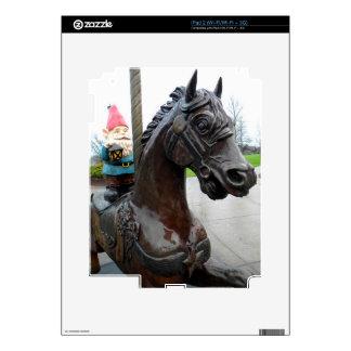 Pony Gnome Skin For iPad 2