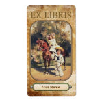 Pony Kids Book Plates Custom Shipping Labels