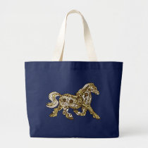 Pony Large Tote Bag