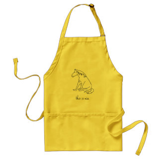 Pony Lines - This is Nice. Apron