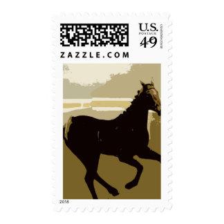 pony merchandise postage stamp