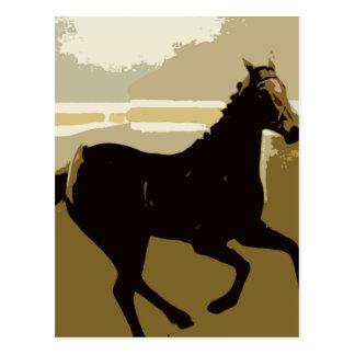 pony merchandise postcard