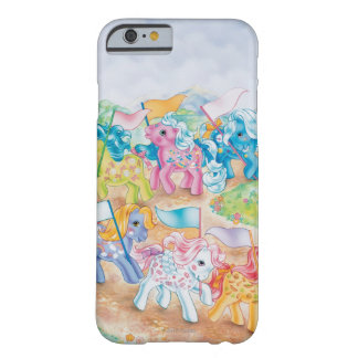 Pony Parade Barely There iPhone 6 Case