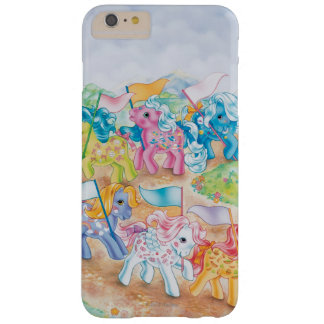 Pony Parade Barely There iPhone 6 Plus Case