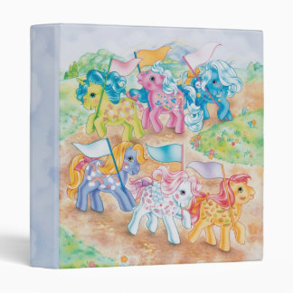 Pony Parade Binder