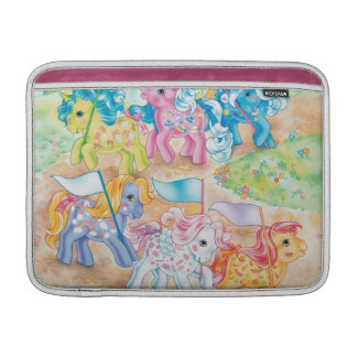 Pony Parade MacBook Air Sleeve